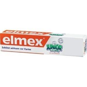 Elmex Junior hambapasta karbi pilt